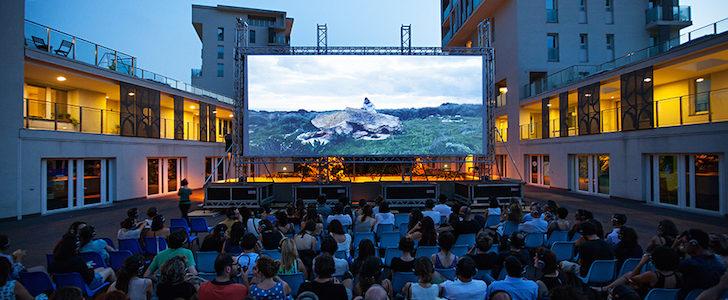 Cinema all'aperto: i 3 luoghi più fighi dell'estate di Milano