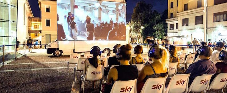 Cinequartiere d'estate: film all'aperto in sei zone di Milano, tutte le info!