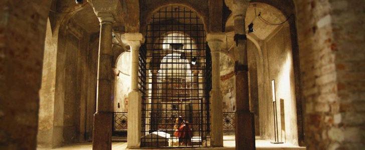 Cripta Santo Sepolcro: di notte al museo con le lanterne, ecco quando!
