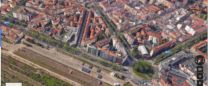 Cosa resta di Porta Romana, quando era il quartiere industriale di Milano