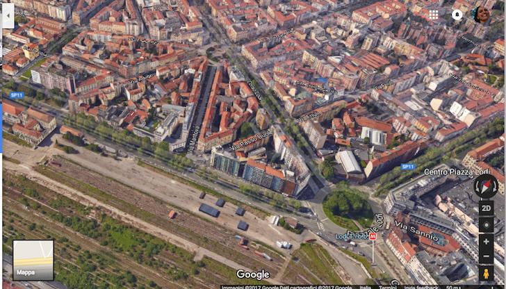 Cosa resta di porta romana quando era il quartiere - Stanza singola milano porta romana ...