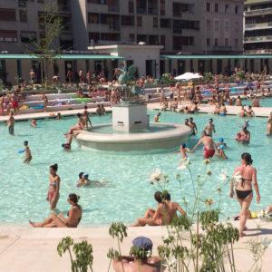 Ferragosto 2017 a Milano: bagni e feste in piscina