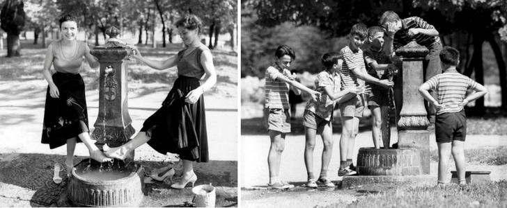 Ferragosto a Milano: come si divertivano i milanesi in 5 foto vintage!