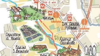 Parco della Vettabbia: una mini via Francigena a Sud di Milano