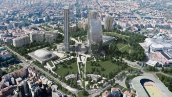 Basezero: a Milano l'asta per tutti sotto le torri di CityLife