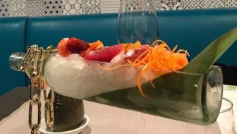 Berimbau Milano: sushi samba nella churrascaria di via Marghera
