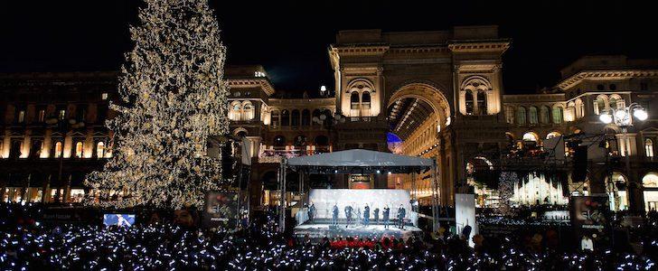 Albero di Natale di Piazza Duomo, un esempio di riqualificazione urbana!