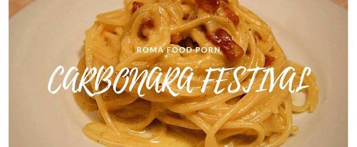 Carbonara Festival in Piazza Lombardia a Milano: ecco quando!