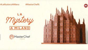La Mystery Box di Masterchef invade le strade di Milano