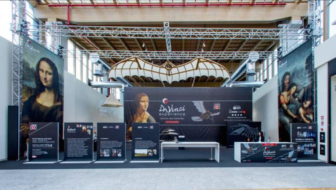 Da Vinci Experience: Leonardo in mostra all'Arese Shopping Center