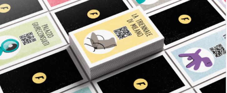 Fuorisalone.it 2018: arriva il gioco della Milano Design Week