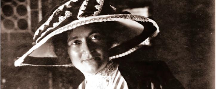 Rosa Genoni: prorogata la mostra sulla donna lombarda che vestì il 900