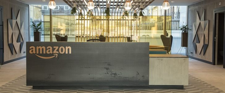 Amazon alla Milano Digital Week: porte aperte nella nuova sede!