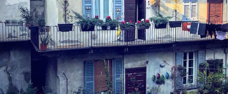 Ca' Longa: storia dell'edificio più rinomato di via Piero della Francesca
