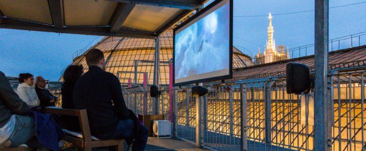 Cinema Bianchini edizione 2018: dall'11 maggio torna il cinema sui tetti