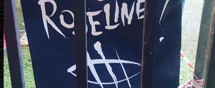 Roseline: ecco a cosa si riferisce il logo con l'occhio apparso a Milano!