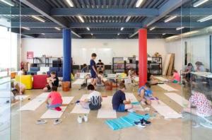 Campus estivi da Pirelli Hangar Bicocca 2018: Molti Mondi per bambini e ragazzi