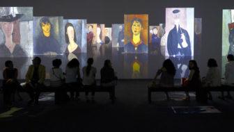 Modigliani Art Experience: la mostra immersiva del Mudec è aperta!