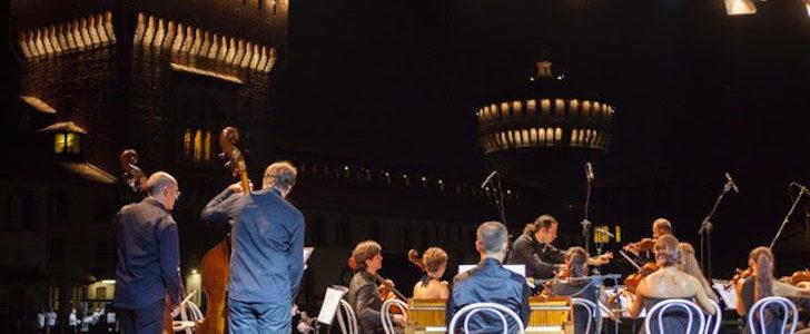 Notturni al Castello Sforzesco? Per gli amanti di musica e serie tv!
