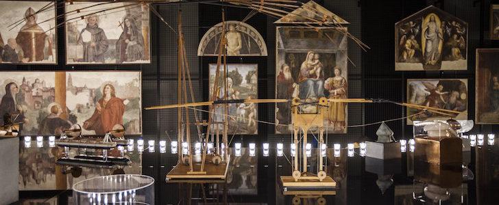 Leonardo Parade: da Vinci al Museo della Scienza tra modelli e affreschi