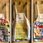 Street art e moda: da Dry Milano, grembiuli d'arte e Bene