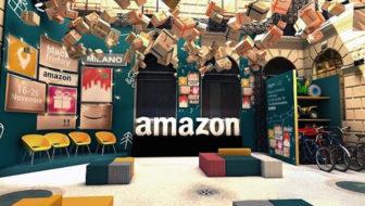 Amazon Loft for Xmas: Amazon apre a Milano il suo primo pop-up store!
