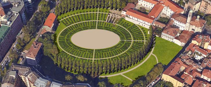 Milano riavrà il suo Colosseo: l'opera sorgerà nel 2019