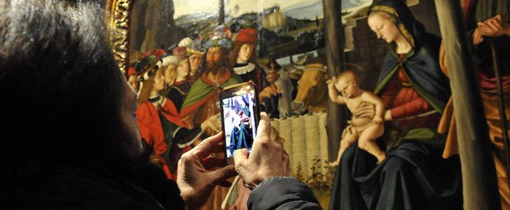Perugino a Palazzo Marino è la mostra gratuita di Natale 2018